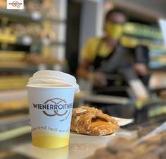 Nicht vergessen❗️1 #Coffee-To-Go und 1 Stück #Plunder nach Deiner Wahl sind jetzt als 2er-#Kombi 💕 besonders #günstig... 💰😄 Ma guat!  #coffeetogo, #topfengolatsche, #nusschnecke, #mohnschnecke, #dinkeltopfenplunder, #aktion, #konditorei, #bäckerei, #snäckerei, #wienerroither, #maguat