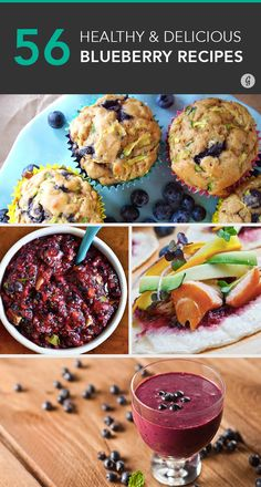 Did we mention that they taste amazing? #healthy #recipes #berries