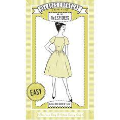 No. 101  The E.S.P. Dress