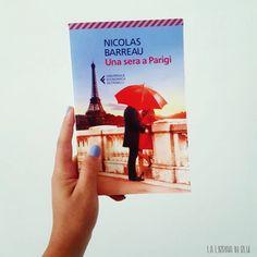 """""""Una sera a Parigi"""" è il racconto – assurdo – della ricerca dell'amore tra il proprietario del Cinéma Paradis e la ragazza dal cappotto rosso. Il tutto condito da tant… Blog"""