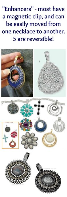 Enhancers by #PremierDesigns Premier Designs Jewelry Collection http://tracyssparkle.mypremierdesigns.com/ Access code: 1Love