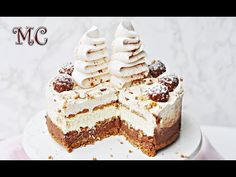 Mała Cukierenka - YouTube Malaga, Vanilla Cake, Tiramisu, Recipies, Baking, Ethnic Recipes, Food, Recipes, Bakken