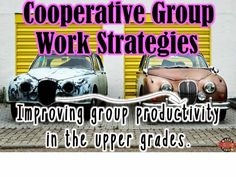 Group Work Strategies for Upper Grades