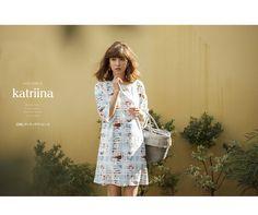 【楽天市場】【katriina カトリーナ】優木まおみさん着用 Spring brings to new Life カタログ:tocco