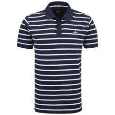 """Ανδρική Μπλούζα Polo """"Templater"""" Battery  100% Cotton Men's Polo, Polo Shirts, Long Sleeve, Sleeves, Mens Tops, Collection, Fashion, Moda, Long Dress Patterns"""