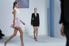Christian Dior Spring 2013 Ready-to-Wear Collection on Style.com: Atmosphere