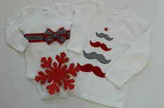 Sibling Christmas apparel