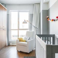 Dorion Project Reveal - Little girl bedroom - Valérie De L'Étoile Interior Design Toddler Bed, Baby, Furniture, Design, Home Decor, Child Bed, Decoration Home, Room Decor