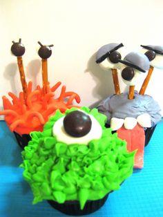MONSTER Cupckes
