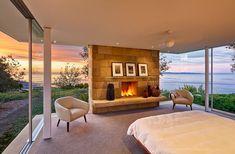 Wohntrends: Stahlhaus in Montecito von Barton Myers Inc.   Wohn-DesignTrend