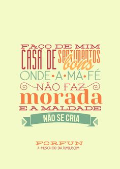O nosso maior martírio... é a maldade dos nossos semelhantes.!... Blah Quotes, Peace And Love, Love You, Peace Love And Understanding, Music Quotes, Love Songs, Wallpaper Quotes, Wise Words, Quotes To Live By