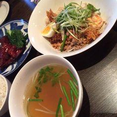 Mein Restaurant - Houston, TX, United States. House wonton soup