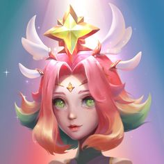 ♥『League of Legends』♥ - Star Guardian Neeko ✨ by Yoo mi Lol League Of Legends, Lol Of Legends, League Of Legends Characters, Desenhos League Of Legends, League Of Legends Personajes, Fille Anime Cool, Fantasy Art Women, Fanart, Animes Wallpapers