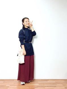 高橋愛ちゃんとhaco!のコラボスウェットを着て、  私もLOVE & PEACE PROJECT