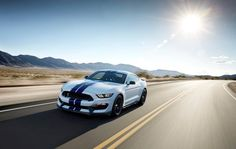 2016 Ford Shelby GT350 Mustang