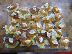 Das perfekte Zitronenschnitzelchen ca. 30 Stück-Rezept mit Bild und einfacher Schritt-für-Schritt-Anleitung: Fleisch in 3-4 cm große Stücke schneiden…