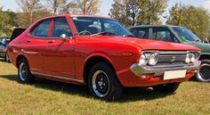 1974 Datsun Violet 140J