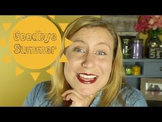 SUMMER IS OVER! - YouTube
