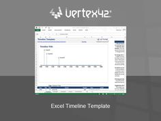 Download a timeline template for Excel. Learn how to create a timeline in Excel using an XY scatter chart with leader lines and images.