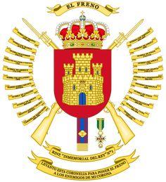 Resultado de imagen de Regimiento inmemorial del rey