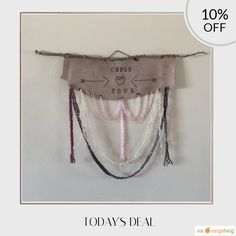 Today Only! 10% OFF this item. Follow us on Pinterest to be the first to see our exciting Daily Deals.  Today's Product: Gypsy Soul Artwork, Leather Furnishings, Original, Rustic natural shabby chic wall hanging, hand burned, Unique beaded home decor, Heart Art.  Buy now: https://orangetwig.com/shops/AAAm6G3/campaigns/AACDjZB?cb=2016002&sn=TheGypsyBirdcage&ch=pin&crid=AACDjY4&exid=266695026