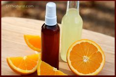 This homemade hairspray is natural, easy to make., and super inexpensive. Stop covering your hair with chemicals and use natural ingredients like fruit instead!