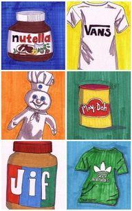Trendy Andy Warhol Pop Art For Kids Projects Student Middle School Art Projects, Art School, Pop Art For Kids, Andy Warhol Art, 7th Grade Art, Ecole Art, Art Curriculum, Art Lessons Elementary, Arte Pop