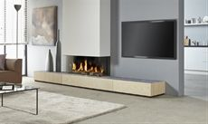 Built-in gas fires | DRU - Designed to be different