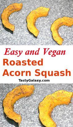 How To Bake Acorn Squash