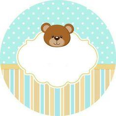 Baby cupbord organizer Unisex Baby Shower, Baby Boy Shower, Free Printable Birthday Invitations, Baby Shower Invitations, Baby Cupboard, Imprimibles Baby Shower, Baby Congratulations Card, Teddy Bear Birthday, Bear Theme