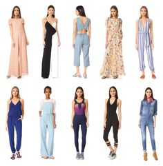 """""""jumpsuits suits the fashion to highlight"""" by camry-brynn on Polyvore featuring Cushnie Et Ochs, RED Valentino, Tularosa, Amanda Uprichard, BB Dakota, Free People, cupcakes and cashmere, Lucas Hugh and Etienne Marcel"""