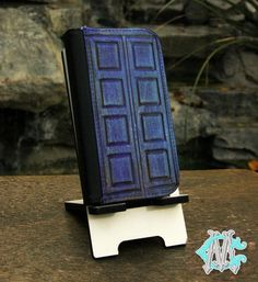 FREE SHIPPING! Doctor Who Tardis River Song Journal - iPhone 4/4s - 5/5s - 5c - 6 Wallet Folio Case
