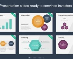 9 best investor pitch graphics images on pinterest graphic design