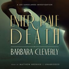"Barbara Cleverly's #Crime #Mystery ""Enter Pale Death"" is now out in audiobook form. Sample the audio here: http://amblingbooks.com/books/view/enter_pale_death"