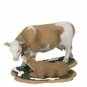Cow and calf 600056