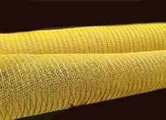 DAFFODIL JUTE/BURLAP MESH 21X 10 http://www.ebay.com/itm/21-JUTE-BURLAP-DECO-MESH-SPRING-EASTER-FALL-CHRISTMAS-COLORS-/261749645929?