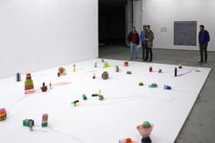 Amande In: It Will Not Be The Same Without You at the Philip J. Steele Gallery #rmcad