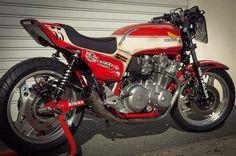 Honda CB 900 Bol D'or More