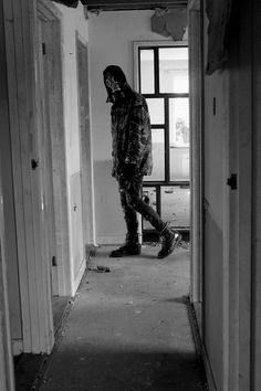 """Shit! He saw me. He stared for a long moment before gesturing to the door. """"Well, are you coming?"""""""