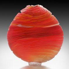 """Tim Shaw, Artist, Sunspot, 17.00""""h 15.50""""w 3.33""""d #ArtonTap"""