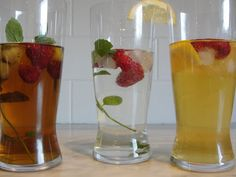 3 Simple Recipes for Homemade Iced Tea - Kitchen Counter Chronicles