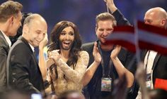 eurovision 2014 graham norton surprise