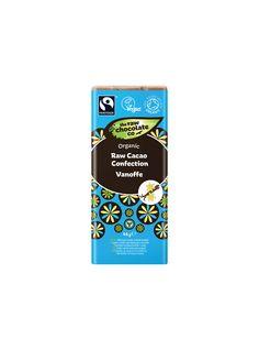 The Raw Chocolate Company Organic Vanoffe Bar