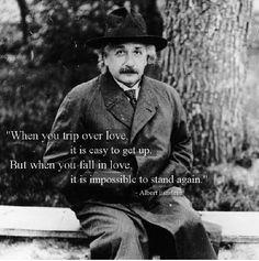 Love Albert Einstein!  ;D