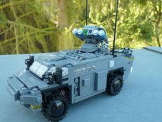 Lego military - a gallery on Flickr Awesome Lego, Cool Lego, Lego Soldiers, Lego Guns, Lego Truck, Lego Vehicles, Lego War, Lego Projects, Futuristic Cars