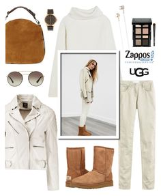 """""""The Icon Perfected: UGG Classic II Contest Entry"""" by glamorous09 ❤ liked on Polyvore featuring McQ by Alexander McQueen, Haider Ackermann, Sandwich, UGG, UGG Australia, Uniform Wares, Bobbi Brown Cosmetics, Prada, Caeden and ugg"""