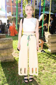 Tavi in Stella McCartney // The closest Tavi would get to Coachellawear