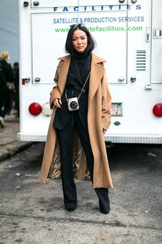 The Best Street Style from New York Fashion Week - HarpersBAZAAR.com