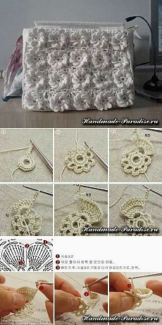 Best 12 This Pin was discovered by pra – Page 300193131412179946 – SkillOfKing. Crochet Clutch Bags, Crochet Handbags, Crochet Purses, Crochet Diagram, Crochet Motif, Crochet Lace, Crochet Flower Patterns, Crochet Flowers, Crochet Shoulder Bags