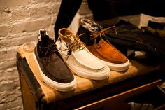 Taka Hayashi SS13 Trunk Show at the Vans DQM General-14
